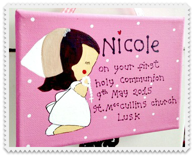 Personalised Communion & Confirmation Gifts