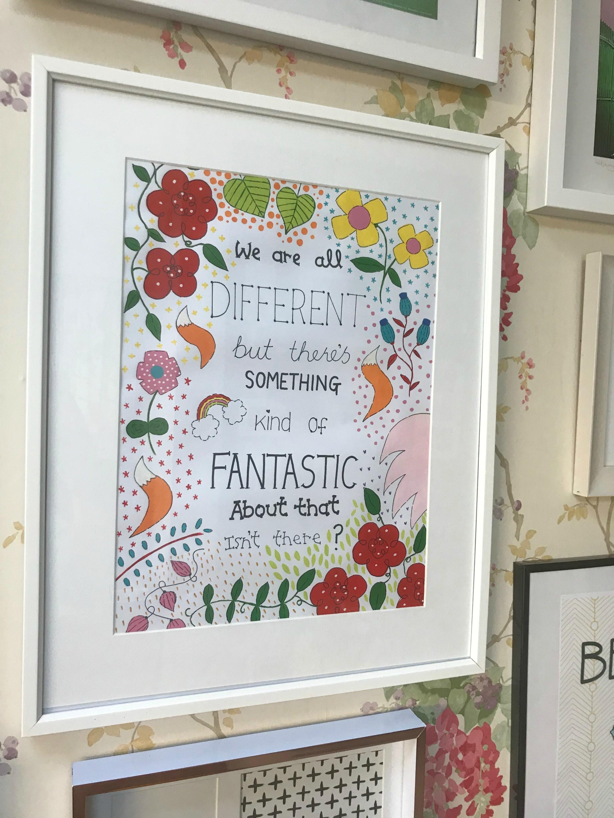 Fantastic Mr Fox A3 Print Tiny Things