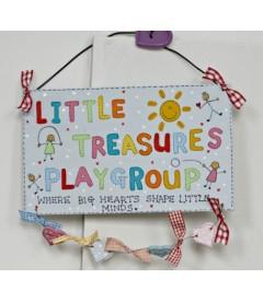 Play-school signs