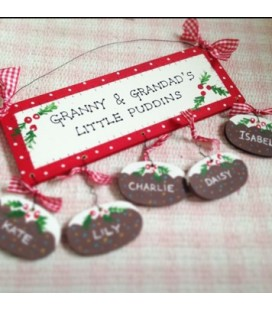 Grandparent's little puddins