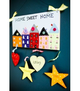 personalised home sweet home